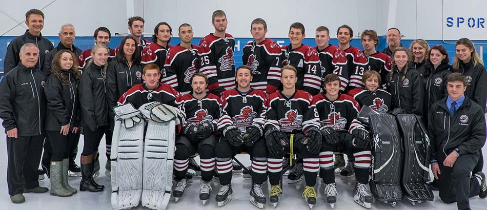 Ramapo College Ice Hockey Team