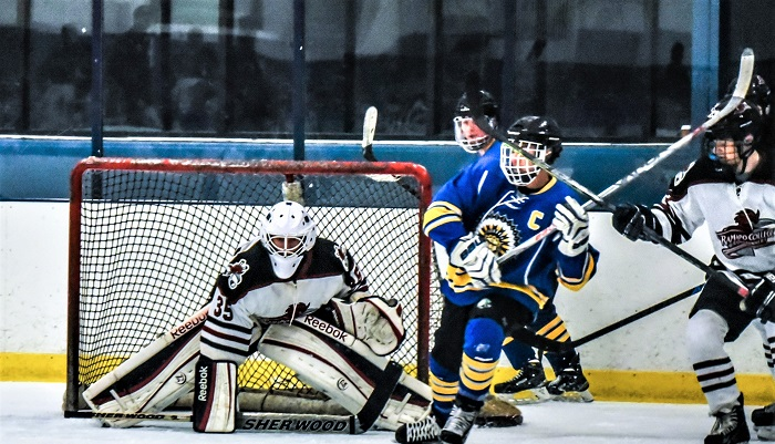 #RCNJ goalie Keith Gay ranks third in the nation!